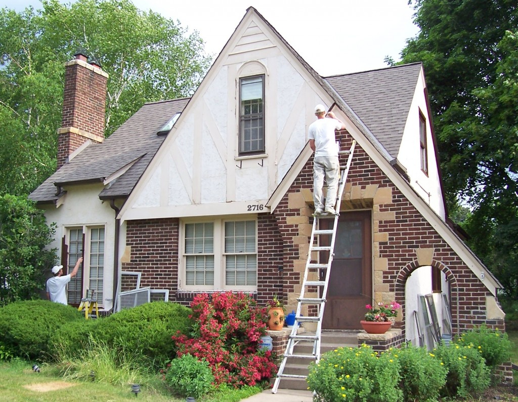 Glenview painters house painters interior exterior painting aardvark painting inc - Exterior home paint ...