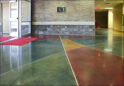 Chicago Stained Concrete Floors,Decorative Stained concrete ...