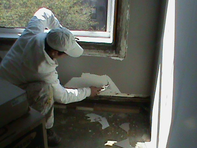 "Interior painting Chicago ""Gold Coast"" Aardvark Painting Inc."
