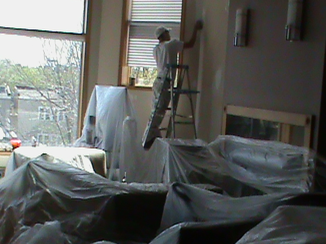 Interior Painter in Lincoln Park Aardvark Painting Inc.