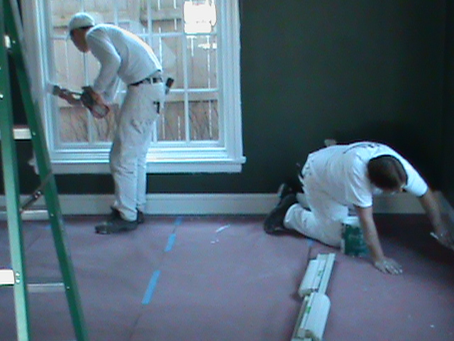 Interior Painters Glencoe il. Aardvark Painting Inc.