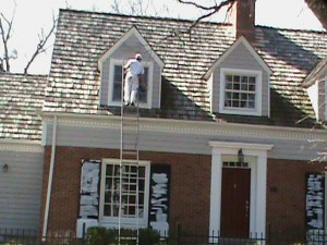 Exterior Painting Edgebrook   Aardvark Painting Inc.