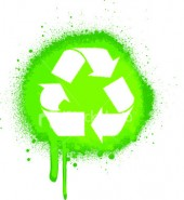 Green, Recycling